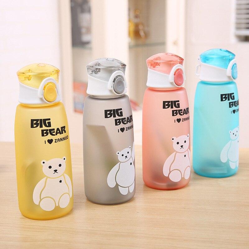 Botella kawai de agua para viajes 500 ml