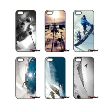 Awesome Love Snow Or Die Ski Snowboard Phone Case For Moto E E2 E3 G G2 G3 G4 G5 PLUS X2 Play Nokia 550 630 640 650 830 950(China)