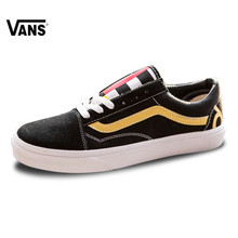 06b05bd09d4 Vans OLDSKOOL Original New Arrival Vans Womens Authentic Lite Low-top  Skateboarding Shoes for Women VN0A3DZ3UHX3 35-39