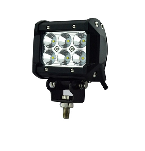 10-30V/18W LED Driving light LED work Light Bar led offroad light with Cree LED for Truck Trailer SUV technical vehicle ATVBoat<br><br>Aliexpress