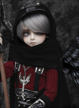 1/4 scale doll Nude BJD Recast BJD/SD Kid cute Boy Resin Doll Model Toys.not include clothes,shoes,wig and accessories A15A193