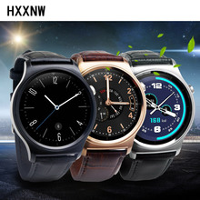 Original GW01 Bluetooth 4.0 Smart Watch IPS Round Screen Life Water Resistant Anti-lost Smartwatch Supporting Android iOS System(China)