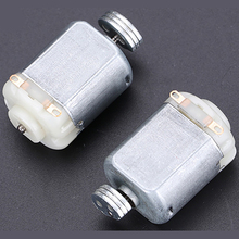 130 Micro DC Motor Four Wheel small toy motor Drive motor Experiment razor beauty equipment DIY toy accessories/