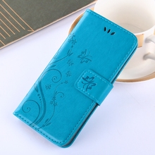 FRVSIMEM For Apple iPhone 5 SE 5S 4 4S 6 6S 7 8 Plus X 10 Flower Printing Flip PU Leather Phone Case Stand Cover with Card Slots