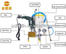 JBY800 Epoxy Resin & PU Foam Grouting Machine for Concrete Repair(China)