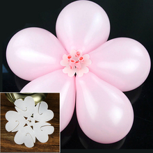 1PCS Party Ballons Decoration Accessory Plum clip 5 in 1 Tool for Ballons wedding decoration supplies
