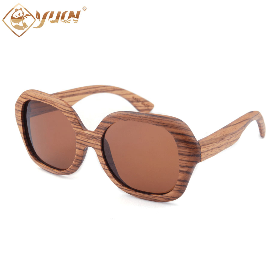 High quality wood sunglasses polarized lens handcrafted wood frames bamboo wooden sun glasses gafas oculos de sol  W3024<br><br>Aliexpress