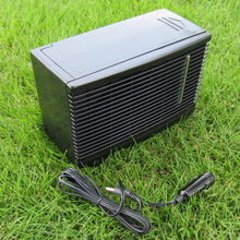 12V Car Air Conditioner 35W Black Portable Mini Cooler Cooling Fan Water Ice Evaporative Air Conditioner