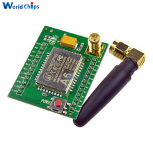 1 Pcs/Lot Smart Electronics Gsm a6 GPRS Module GSM Module A6 \ SMS \ Speech \ Board \ Wireless Data Trans Adapter Plate(China)