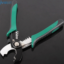 "Hot Sale Multi Tool 8"" Wire Stripper Cable Cutting Scissor Stripping Pliers Cutter 1.6-4.0mm Hand Tools Ferramentas Herramientas"