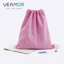 VEAMOR Lanterns skin Backpack Travel Drawstring Bags Shoes Laundry Lingerie Makeup Luggage Organizer Pouch Clothes Storage Bag