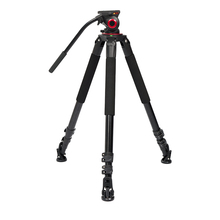 Portable Foldable Aluminium Alloy Travel Camera Tripod Stand For Video Camera Accessories