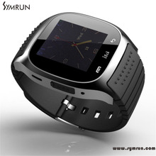 Symrun Sport Bluetooth Smart Watch Wristwatch M26s With Dial Sms Remind Pedometer For Ios Android Smart Wach M26s