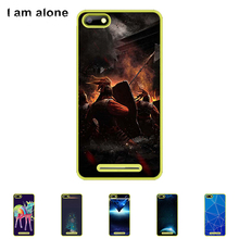 For BQ S-5020/ BQ Strike  5.0 inch Soft TPU Silicone Cellphone Case Color Paint Protective DIY Cover Skin Bag Free Shipping