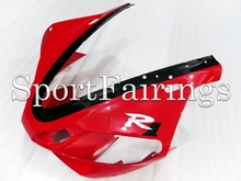 Upper Nose Front Fairing For Yamaha R1 00 01 Year 2000 2001 Injection ABS Cowling Motorcycle Body Frame Customize Any Colors