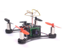 Mini QX95 95mm carbon fiber Quadcopter Frame Kit + 8520 8.5*20 Coreless Motor + F3 EVO V2.0 / CC3D brush board + 1000TVL camera