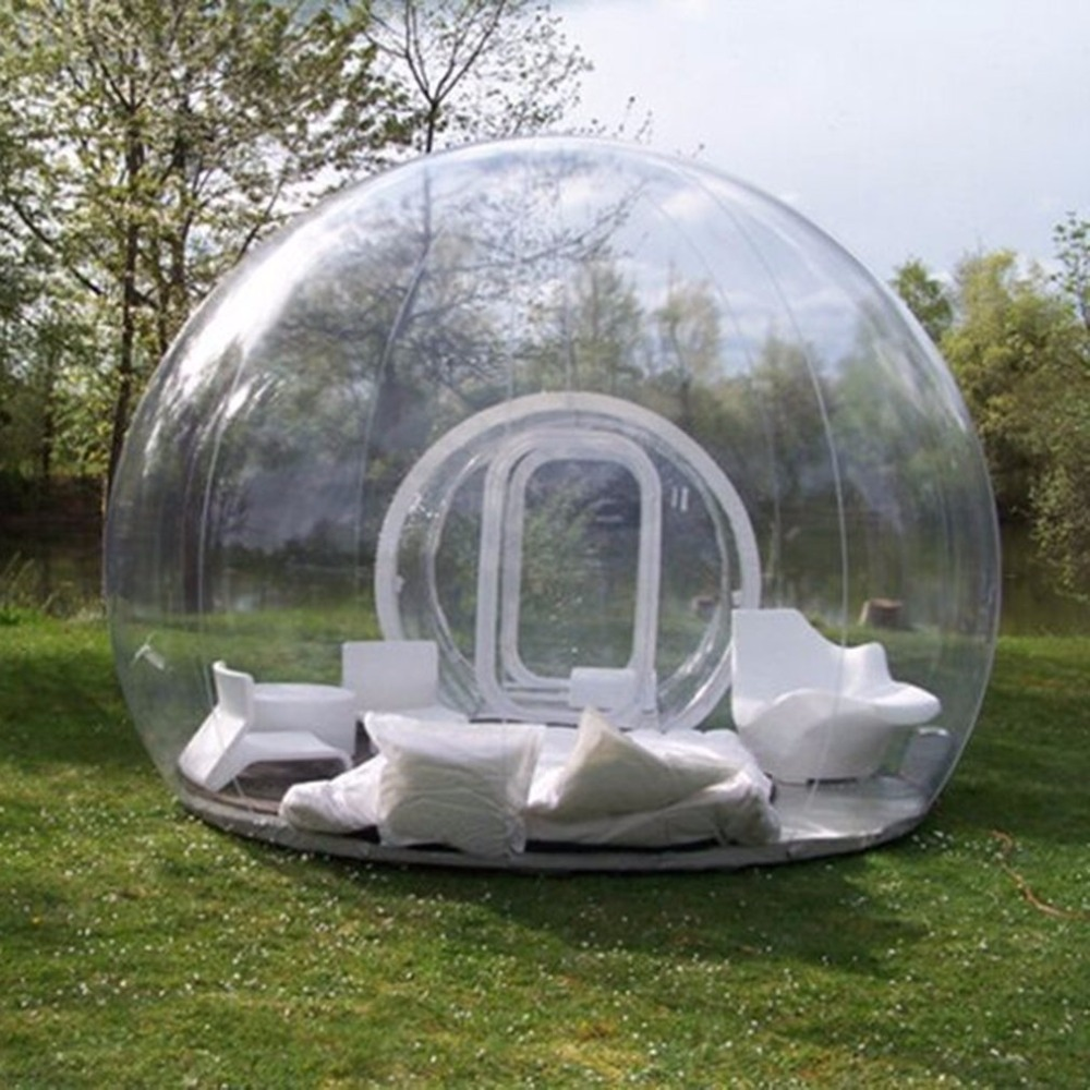 getSubject() aeProduct. & Wholesale Pvc Transparent Viewing Inflatable Outdoor Camping Tent ...