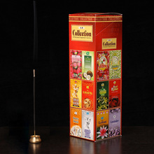 25 small boxes Authentic Indian GR Incense Sticks 25 in 1 Handmade Joss Sticks India Imported Pure Natural Aromatherapy Incense(China)