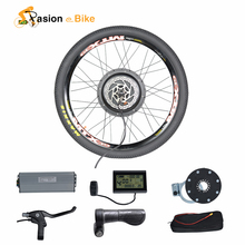 "Passion Ebike 48V1000W Bicicleta Electric Bicycle conversion kit Bike Rear wheel motor for 20"" 24"" 26"" 28"" 29"" 700C Wheel Motor"