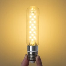6W Edison Style LED Light Bulb Equivalent to 60w Incandescent Filament Bulb E26 Base Warm White Energy Saving(China)