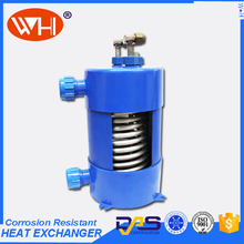 shell and tube heat exchanger chiller aquarium water cool WHC-6.0DYW(China)