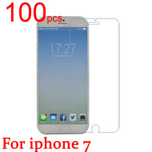 "Buy 100pcs glossy/Matte/Nano anti-Explosion LCD Screen Protector Film Cover Apple iphone 7 Front + back 4.7"" clear Film+cloth for $17.09 in AliExpress store"