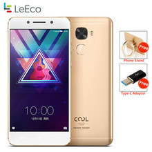 Original Letv Cool Changer S1 Leeco Cool S1 Snapdragon 821 6GB RAM 64GB ROM 5.5'' Fingerprint ID 4070mAh 4G LTE Mobile phone
