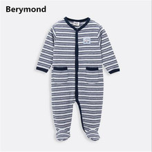 2017 Brand Children's Clothing Foreign Trade Original Single Conjoined Clothes Climb Newborn Girls Boys Unisex Garment Kids(China)