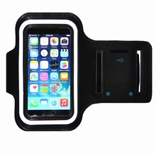 For iPhone 5S 5c SE Running Exercise Arm band sports mobile phone Holder Band GYM Bag Case Cover For Apple iPhone 5 Accessories(China)
