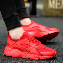Men Shoes Sneakers Breathable Tenis Masculino Light Weight Footwear Krasovki Slip Male shoes Adulto Zapatos Hombre Size 35-47
