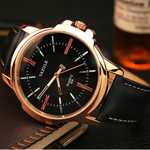 YAZOLE Top Brand Luxury Watch Men Watch Fashion Wrist watches Waterproof Men's Watch Clock saat relogio masculino reloj hombre