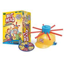Wet Head Hat Jokes Water Roulette Party Game Challenge Kids Children Toy