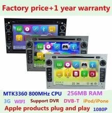 Touch Screen Car DVD Player For Opel Vectra C D Vivaro Meriva Antara Astra Corsa Zafira Radio Bluetooth Ipod 3G WIFI GPS System