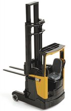 N-55242 1:25 CAT NR16N Reach Truck toy(China)