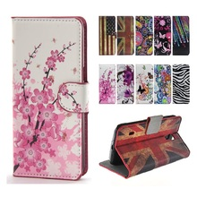 Plum Cover Case For Huawei Y530 U00 Y530-U00 C8813 C8813Q C8813D Case Flip Wallet Cell Phone Cases For Huawei Y 530 Case Cover(China)