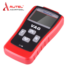 Top-Rated Lowest Price Auto Scanner CAN VW/A-udi Scan Tool VAG 405, Autel Code Reader MaxScan VAG405 Free Shipping