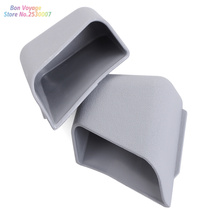 1Pair Auto Truck Pillar Pocket Holder Box Storage Bag For Geely Vision SC7 MK CK Cross Gleagle SC7 Englon SC3 SC5 SC6 SC7 Panda