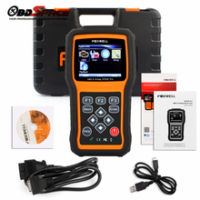 Stethoscope for Cars ABS Airbag Reset Tool Diagnostic Scanner Foxwell NT630 Pro Universal OBDII ABS SRS Crash Data Reset Tool