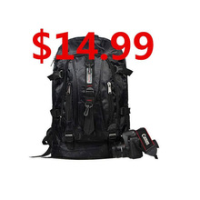 Best Selling unisex large capacity travel backpacks 2017 School backpacks women's fashion black Military Backpack Mochila Bolso