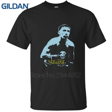 Websites Gennady Ggg Golovkin Boxinger Champ black tee shirts Middle Hipster uniform for men O Neck 100% cotton(China)