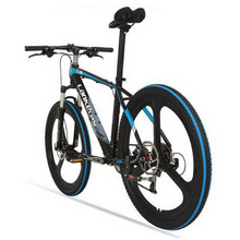 L260115 /27 speed/26 inches/ Mountain Bike/ the one body wheel/anti-skid handle/outdoor Ride/oil dish/Aluminum alloy frame/