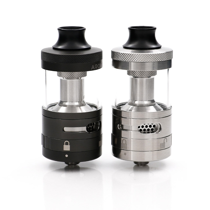 Original Steam Crave Aromamizer Supreme V2 RDTA Tank 5ml Rebuildable Dripper tank top refill Atomizer for 510 Vape Box MOD<br>