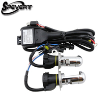SPEVERT 55W 12V H4 Bi Xenon Bulbs 4300K 5000K 6000K 8000K 10000K 12000K 9003 HID Xenon Bulbs D1S D2S H7 for Auto Car Headlight(China)
