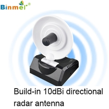 Beautiful Gift New USB High Power WiFi Wireless Adapter 150Mbps Radar High Gain w/Antenna Wholesale price Dec26(China)