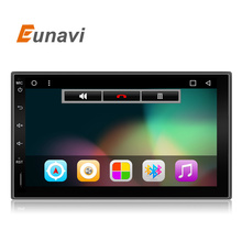 2 Din 100% Pure Android 6.0 Universal Car Dvd Player Pc Gps Navigation Stereo Video Multimedia Capacitive Screen