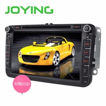 "Android 5.1 Quad Core Car DVD For VW 1024*600 Head Unit 8"" Car GPS Navigation For Volkswagen Seat Skoda DVD Player Car Stereo"