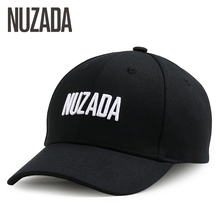 Brand NUZADA Spring Summer Cotton Quality Baseball Cap For Men Women Couple Bone Hats Snapback 5 color Caps Limited Edition