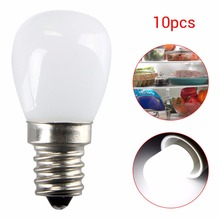 E12 Mini LED Light Bulb 2W 2835SMD LED Refrigerator Fridge Freezer Lamp Light Bulb AC 110V / 220V(China)