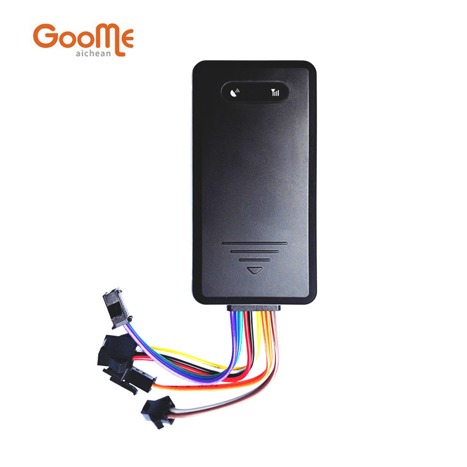 Goome GM06NW GSM GPS Tracker Locater Built-in Battery For Vehicle Car Motorcycle Micro Locating & Cut Off Oil Power(China)