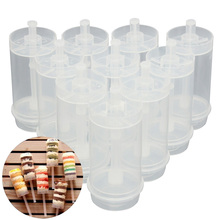 50x Cakes Dessert Push Up Pop Containers Shooter Pop for Party Use(China)